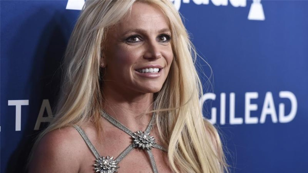 Britney Spears bei den 29. GLAAD Media Awards 2018. Foto: Chris Pizzello/Invision/AP/dpa