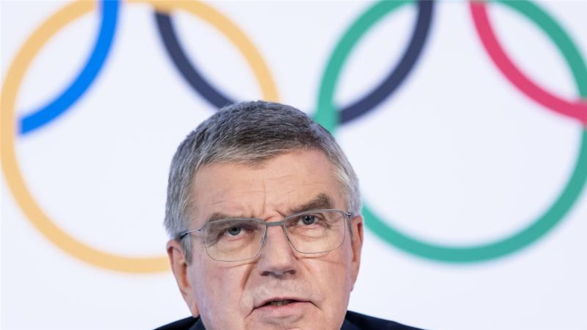IOC-Chef Bach schließt Olympia-Absage aus
